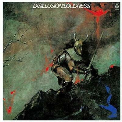 Loudness-Disillusion-Japan Cd
