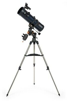 Celestron AstroMaster 130EQ-MD Reflector Telescope with Motor Drive