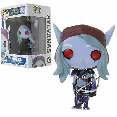 Funko Pop Games: WOW Lady Sylvanas Figure Toys Collection
