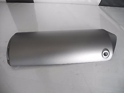Auspuffblende rechts Exhaustcover right Honda FMX650 New Neu