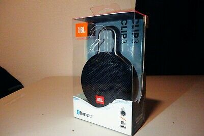 JBL Harman Water Speaker Clip 3 portable bluetooth brand new