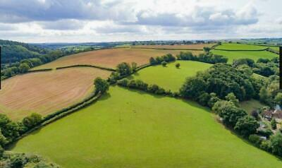 Beautiful Premium Land with Amazing Taw Valley Views. Devon