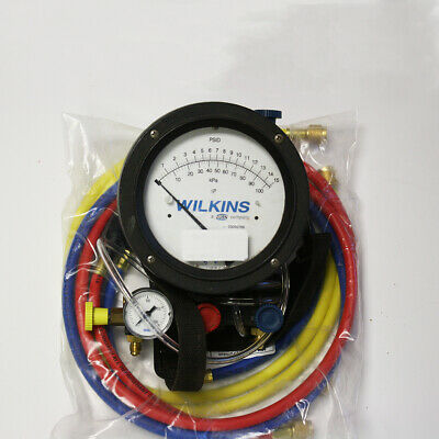 Refurbished Wilkins TG-5 Backflow Test Gauge - Calibration on Date of Sale