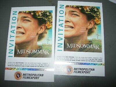 2 places de cinema pour MIDSOMMAR