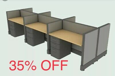 50 OFFICE DESK PARTITIONS - - Good Value, 50% Cheaper Compare Others.