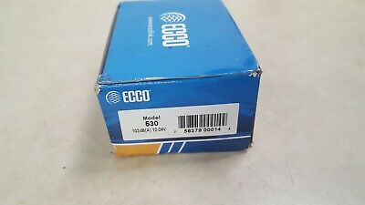 ECCO 530 Back-Up Alarm 102db(a) 12-24vdc Compact size