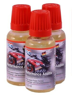 ERC Biker Performance Additiv 85,72€/L 3 x 50ml Power Formel