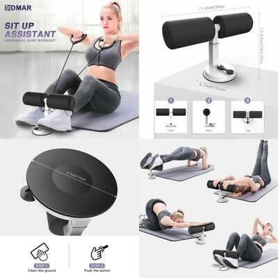 Sit Up Assistant Abdominal Core Workout Fitness Adjustable Sit Ups Exercise Equi