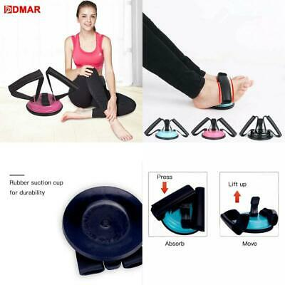 Adjustable Sit Up Assistant Abdominal Core Fitness Strength Training Workout Sit