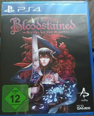 Bloodstained: Ritual of the Night [PlayStation 4] PS4 Spiel