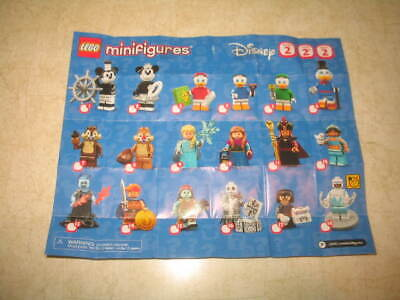 New Lego 71024 Disney Series 2 Minifigures - PICK YOUR MINIFIGURES **READ**