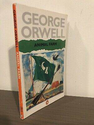 Animal Farm George Orwell 1984 Dystopian Social Commentary Literature Penguin UK