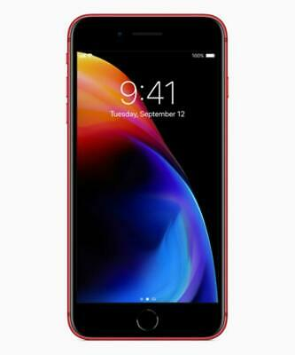 Apple iPhone 8 - PRODUCT RED - 64GB - GSM Unlocked AT&T / T-Mobile - A1905