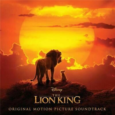 The Lion King Soundtrack 2019 BRAND NEW CD
