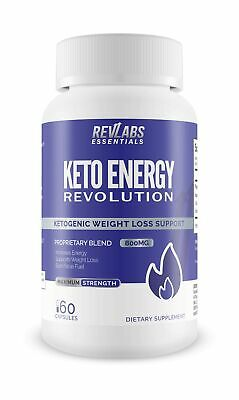 Keto Energy Revolution - Advanced Ketogenic Weight Loss Supplement | Perfect ...