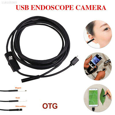 2252 7MM Flexible Endoscope Endoscope Camera Mini 5M Android Inspection New