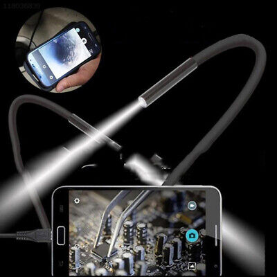 005C 7MM Endoscope Camera Flexible Endoscope Mini Android 1M Borescope Snake