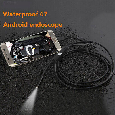 3CE7 7MM Flexible Endoscope Endoscope Camera 5M Android Mini USB LED Inspection