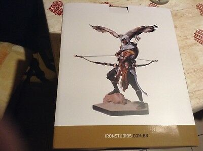 Iron Studios 1/10 Assassin's Creed: Origins - Bayek Deluxe_ Statue