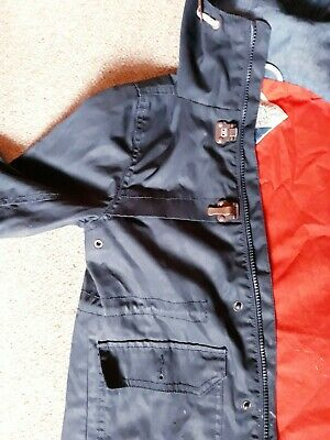*Boys Next Smart Navy Coat 7Yrs*Waterproof*