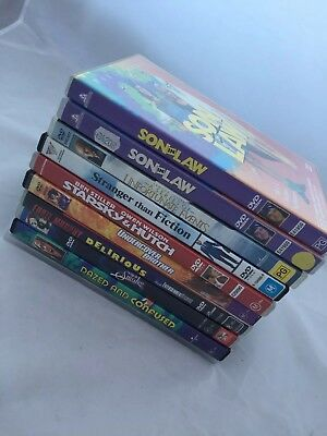 DVD Stack COMEDY MOVIES x10 DVDs 📀