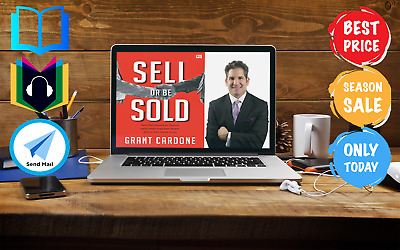 Sell or Be Sold📈How to Get Your Way in Business & life📚Grant Cardone⏳AUDIOBOOK