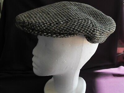 1950's Vintage Failsworth Tweed Flat Cap