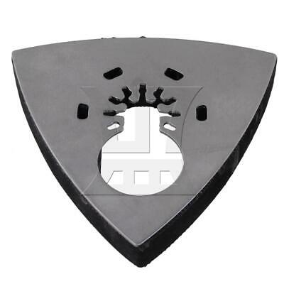 Stainless Steel Triangle Sand Tray Polishing Quick Release Saw Blade90mm