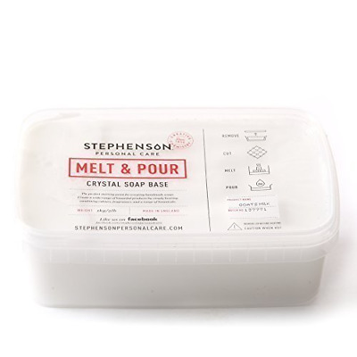 Melt and Pour Soap Base Goat's Milk - 1Kg