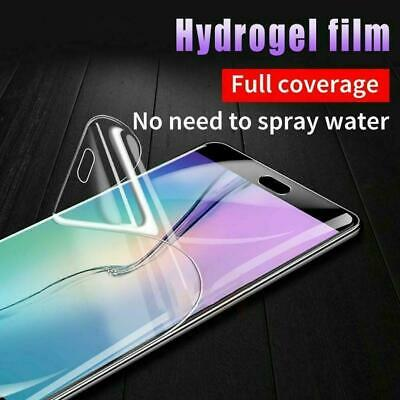 Ultra-thin Hydrogel Screen Protector Film Full Cover For Samsung Galaxy M6T4