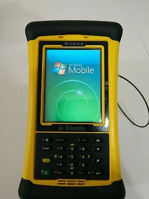 Trimble Nomad SurvCE 3.0 Wireless and Bluetooth 6GB