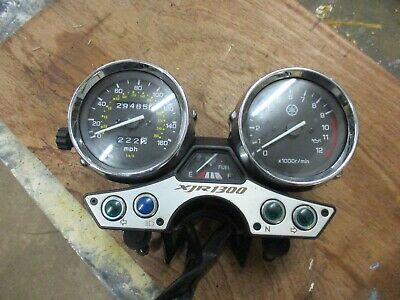 Yamaha XJR 1300 Clocks 29k