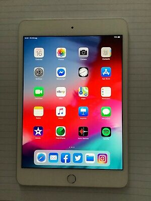 Ipad Mini 4, Silver, 64gb, Apple, Well looked after, Please Read Description
