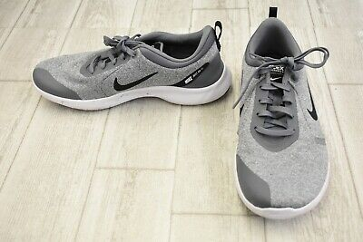 Nike Flex Experience RN 8 Running Shoes - Men's Size 7.5 W - Cool Grey
