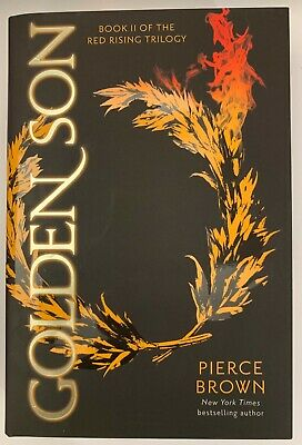 RED RISING PIERCE Brown (EXCLUSIVE DUST JACKET EDITION) (Red