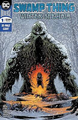 Swamp Thing Winter Special #1 1St Print Vf/Nm 2017 Wein King