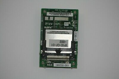 Ip1Ww-Dspdb-B1 Voice Mail Card For Nec Topaz Phone System