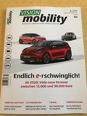 VISION Mobility 05/2019