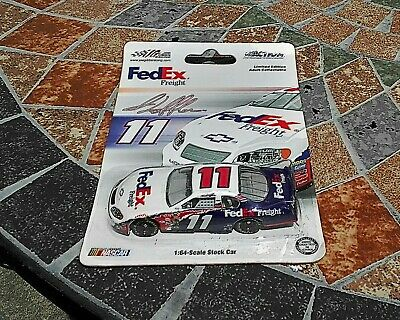 FedEx Freight Jason Leffler 1:64 scale Limited Edition from 2005