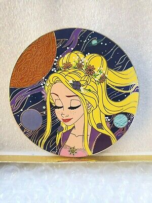 LE75 Disney Fantasy Pin Jumbo Rapunzel Galaxy Princess Collection Tangled