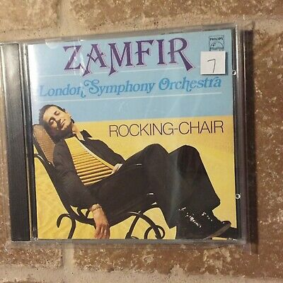 Zamfir London Symphony Orchestra - Rocking Chair (CD)