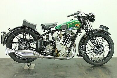 BSA S32-8 / 4.93hp deluxe 1932 500cc 1 cyl ohv