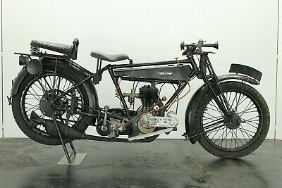Gnome Rhone Model D 1923 500cc