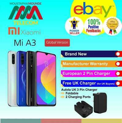 Xiaomi Mi A3 Brand New Sealed Factory Unlocked Original Global Version