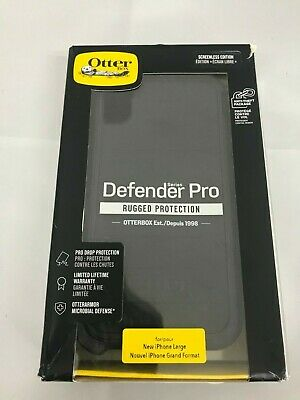 AUTHENTIC OtterBox - Defender Series Pro Case for Apple iPhone Xs MAX ONLY BLACK