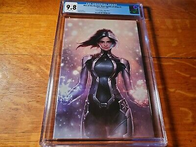 War of the Realms: New Agents of Atlas #1 JeeHyung Lee Virgin Variant CGC 9.8