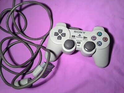Official Original Genuine Sony Playstation 1 PS1 Dual Shock Controller