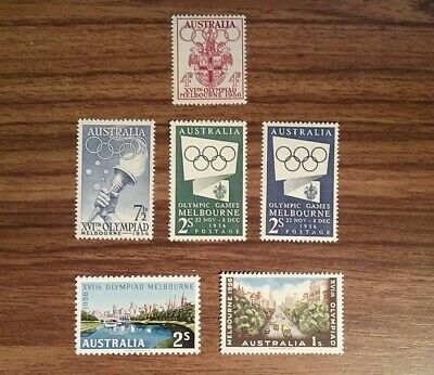 Australian stamps various. Predecimal  mint never hinged LOT OL