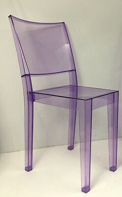 Vintage 1999 La Marie Side Chair By Phillipe Starck For Kartell Made In Italy
