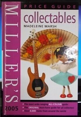 ❤️ MILLER'S COLLECTABLES PRICE GUIDE 2005 Madeline Marsh 6,000 Items  🎀OFFERS